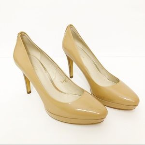 Coach Giovanna Patent Leather Heels